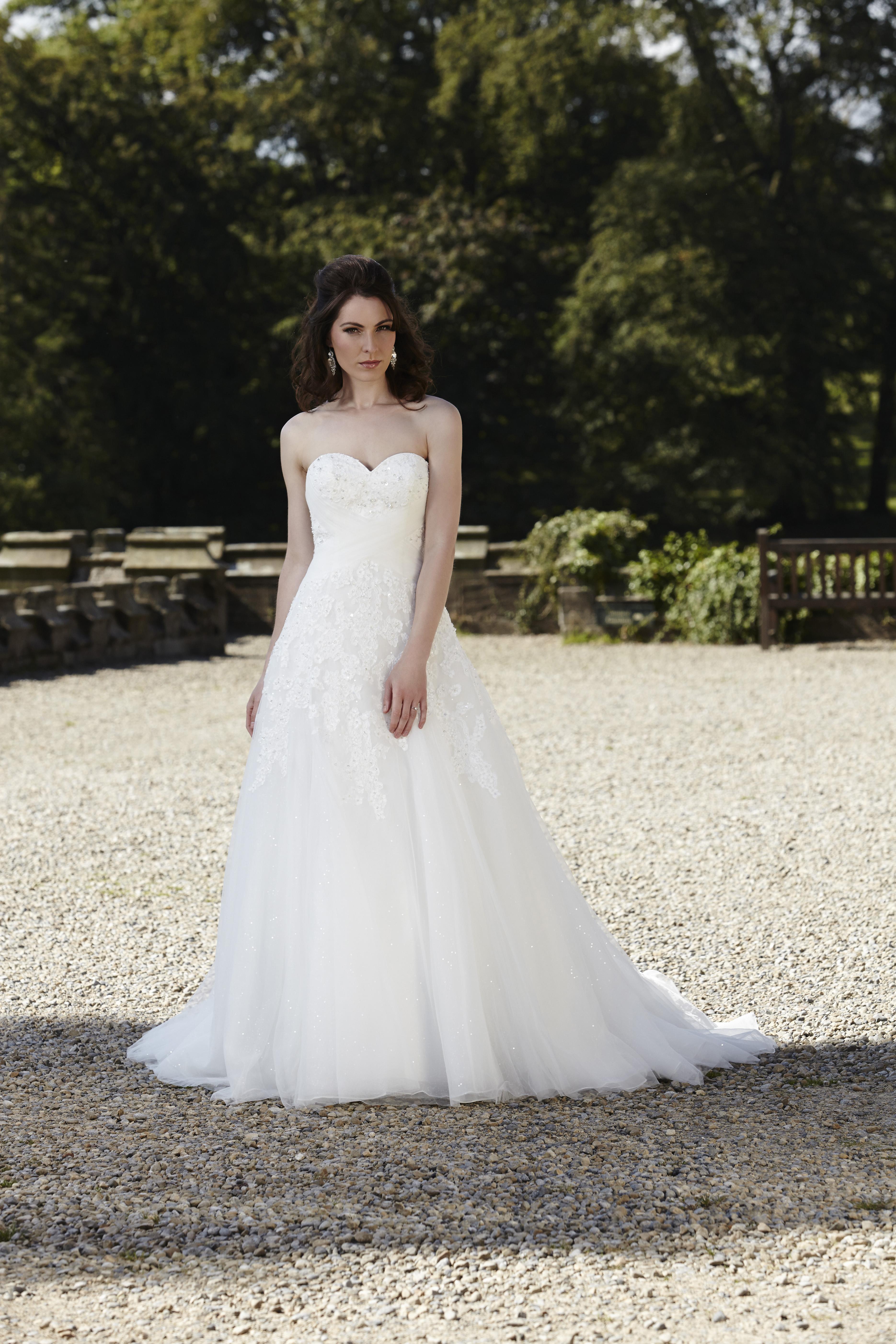 winter wonderland wedding dress alexia designs uk