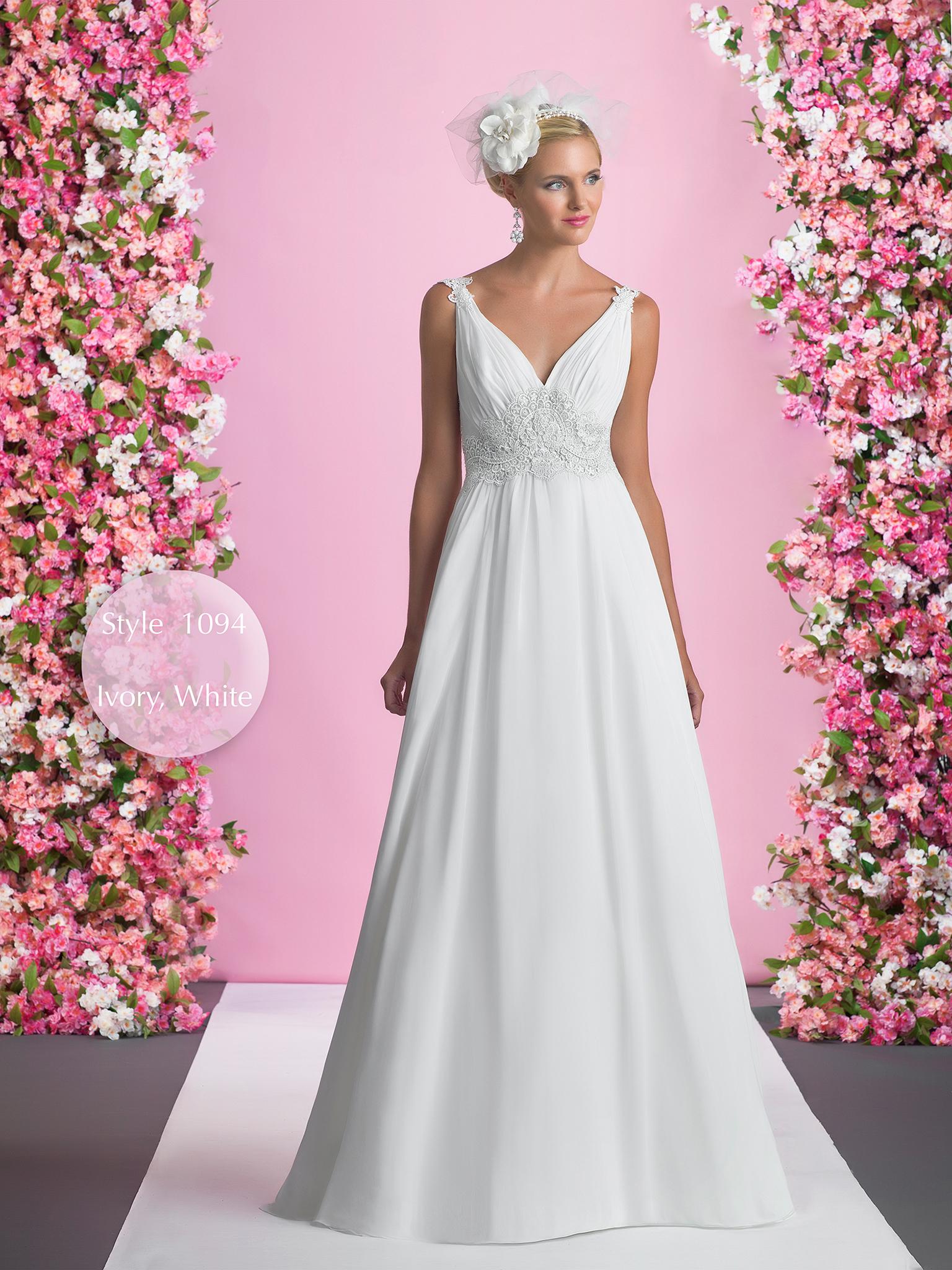 5 wedding dress styles for 5 different wedding destinations – Alexia ...