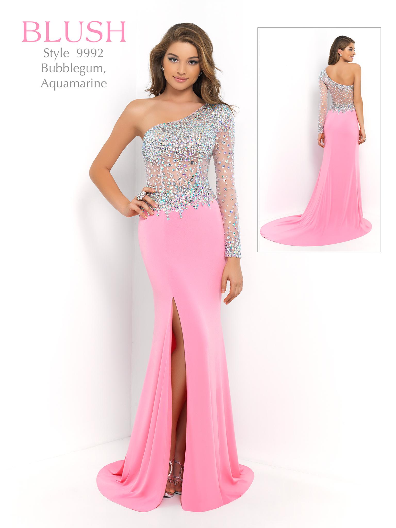 Asombroso Aquamarine Prom Dresses Cresta - Ideas de Vestido para La ...